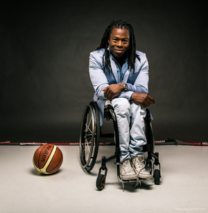 Ade Adepitan MBE and Vince Hilaire to be Made Patrons of Blue Sky Actors