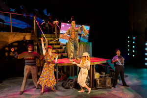 BWW Review: THE TOXIC AVENGER: THE MUSICAL at Rorschach Theatre