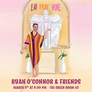 MJ Rodriguez and More Will Join Ryan O'Connor & Friends for EAT. PRAY. VOTE. at The Green Room 42