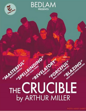 BEDLAM To Remount THE CRUCIBLE Off-Broadway