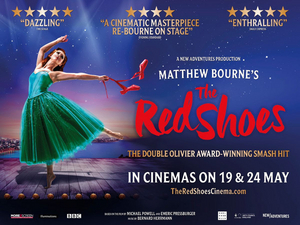 Matthew Bourne's THE RED SHOES Will Be Released In Cinemas Nationwide This May