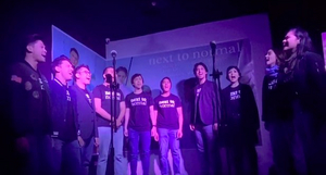 VIDEO: First Look at BlueREP's NEXT TO NORMAL