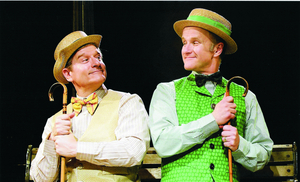 Derby Dinner Playhouse Presents A YEAR WITH FROG AND TOAD