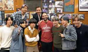 BTS to Appear on Special Episode of THE TONIGHT SHOW