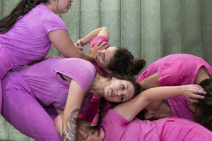 Jennifer Glaws' Jagged Moves Will Present TOUCH CODE at The Southern Theater