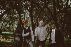 The Reverend Shawn Amos Shares New Video 'Stranger Than Today'