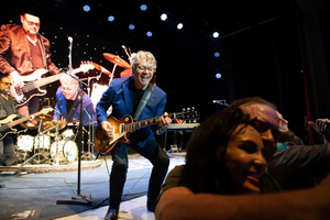 Steve Miller Announces 'Americana' Summer Tour with Marty Stuart and Gary Mule Deer