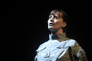 BWW Review: WORLD STAGES: HEROINE at The Kennedy Center