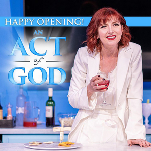 BWW Review: AN ACT OF GOD at Fulton Theatre