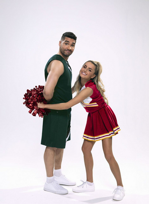 Amber Davies And Louis Smith To Star in the UK and Ireland Tour of BRING IT ON THE MUSICAL