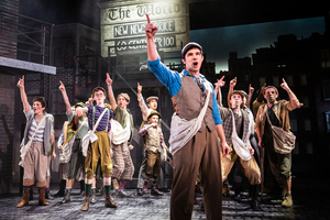 BWW Review: NEWSIES at Westport Country Playhouse
