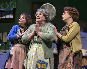 BWW Review: CHURCH BASEMENT LADIES at New Theatre & Restaurant