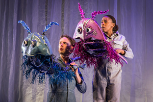 BWW Interview: Lee Sunday Evans on RIDDLE OF THE TRILOBITES