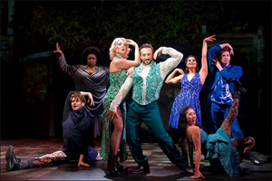 BWW Review: Re-Imagined 21st Century Version of HAMLET THE ROCK MUSICAL Begins World Tour at the El Portal in NoHo