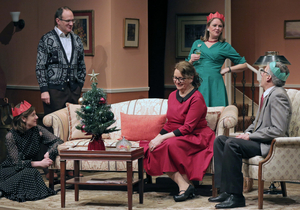 BWW Review: The Insidious Spiral of Deceit: PACK OF LIES at the Good