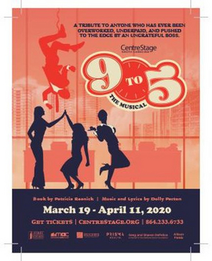 9 to 5 is Coming to Centre Stage