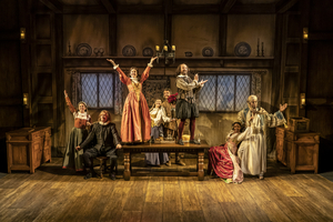 BWW Review: THE UPSTART CROW, Gielgud Theatre