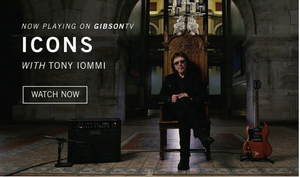 Watch The New 'Icons' Interview Featuring Tony Iommi
