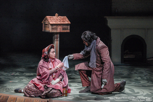 BWW Review: LITTLE WOMEN Warms Hearts at Dallas Theater Center