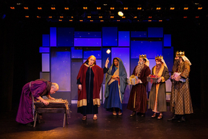 BWW Review: 10 X 10 NEW PLAY FESTIVAL at Barrington Stage Company Offers A Little Something for Everyone.