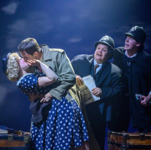 BWW Review: Annapolis Shakespeare Company Has Great Fun with ALFRED HITCHCOCK'S THE 39 STEPS and So Will You