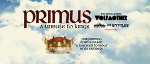 Primus Announces A Tribute to Kings Tour
