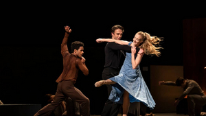 BWW Review: THE CELLIST / DANCES AT A GATHERING, Royal Opera House