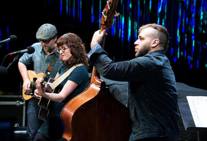 Miss Tess Performs on NPR's Mountain Stage