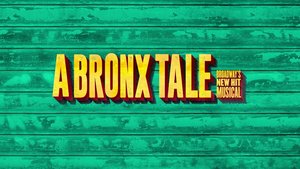 A BRONX TALE Comes to Memorial Auditorium