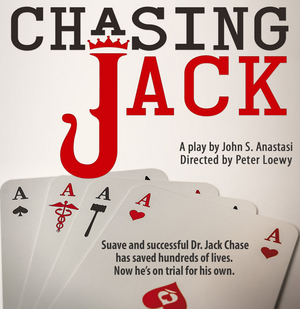 The Award-Winning Play CHASING JACK Comes to The Willow Theatre In Sugar Sand Park