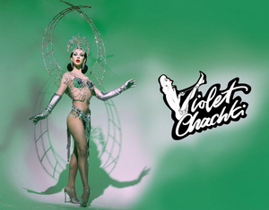 Violet Chachki Has Announced Her Debut North American Tour A LOT MORE ME