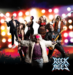ROCK OF AGES at The Renaissance Theatre