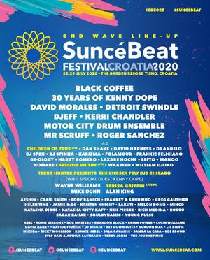 SunceBeat Festival 2020 Unveils Second Wave Line-up