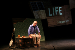 Loudon Wainwright III Will Bring His Scripted One-Man Show SURVIVING TWIN to The Ridgefield Playhouse