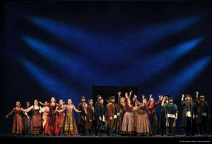 BWW Review: FIDDLER ON THE ROOF at Proctors Maintains its Delicate Balance.