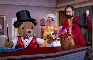 PADDINGTON GETS IN A JAM Will Celebrate its 100th Performance