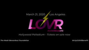 Chris Martin & Friends to Perform at LOVR Benefit Concert to Advocate Against DUI