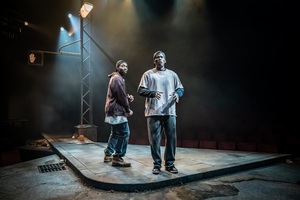 BWW Review: PASS OVER, Kiln Theatre