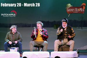 BWW Review: GRUMPY OLD MEN at Dutch Apple Dinner Theatre
