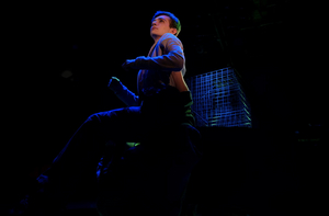 BWW Review: The Precise Compassion of THE CURIOUS INCIDENT OF THE DOG IN THE NIGHT-TIME at St. Edward's University