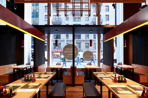wagamama Opens New Location in Midtown Manhattan
