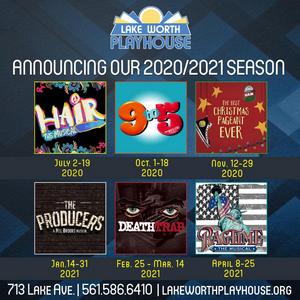 Lake Worth Playhouse Has Announced Their 2020/21 Season