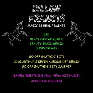 Black Caviar Drop Remix of Dillon Francis Single 'DFR'