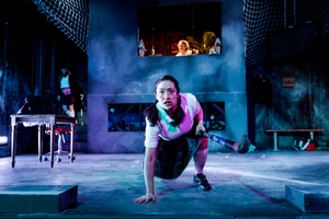 BWW Review: Mean Girls and Societal Injustices Torment a Young Woman's BIRTHDAY IN THE BRONX at The Tank