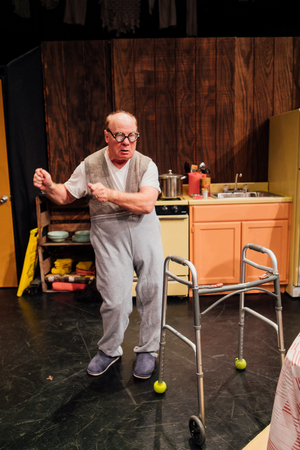 BWW Review: CAN'T PAY? DON'T PAY! Comically Reflects the Growing Social and Economic Divide Plaguing America