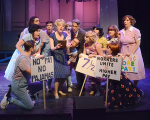 BWW Review: THE PAJAMA GAME at Palm Canyon Theatre