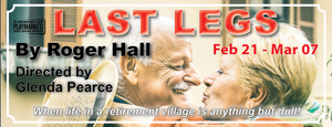 BWW Review: LAST LEGS at Dolphin Theatre, Onehunga