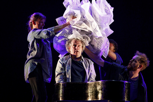 BWW Review: TAO OF GLASS at Perth Festival