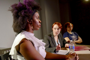 BWW Review: WEEP from Nu Sass Productions at Caos On F
