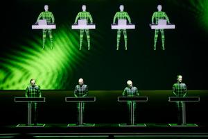 Kraftwerk Return To North America For a 3-D Concert Tour This Summer